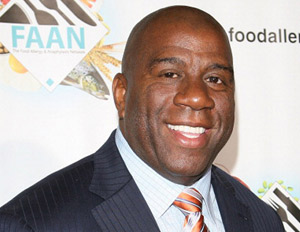 ESPN Sports Business Editor Analyzes Impact of Magic Johnson's Dodgers Deal