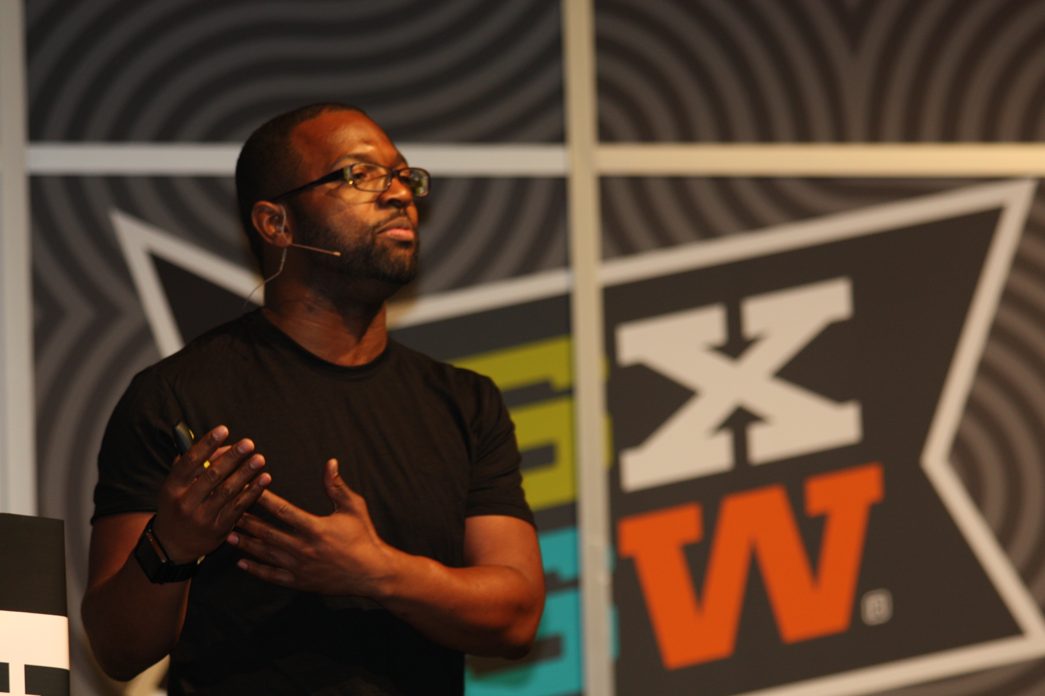 SXSW 2012: Baratunde Thurston Delivers Keynote On Power of Satire