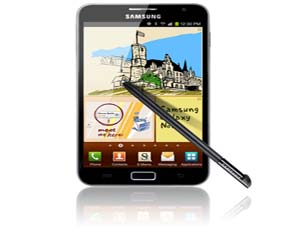 Samsung Galaxy Note: Tiny Tablet or Supersized Smartphone?