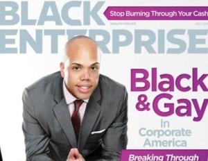 Black Enterprise Wins GLAAD Media Award