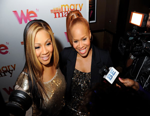 WATCH: Gospel Duo Mary Mary Talk Motherhood and Music Industry Success
