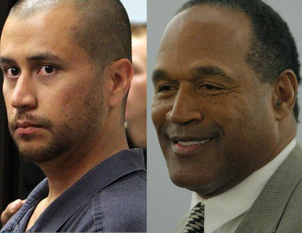 Is George Zimmerman the New OJ Simpson? The Politics of Race & Law in America