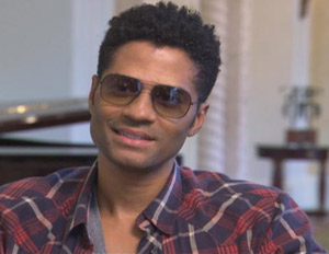 Preview Our World: Soul Musician Eric Benét Talks Music & Marriage