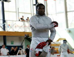 Young Black Fencer Daryl Homer Going for Olympic Gold