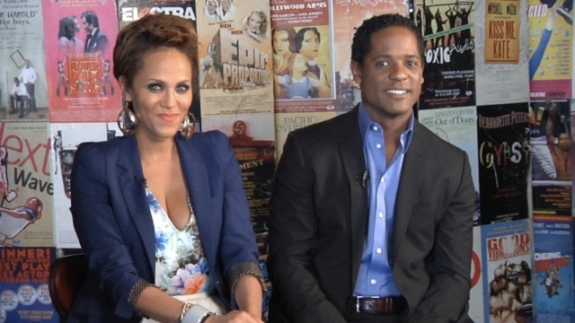 Preview Our World: Behind the Scenes with Nicole Ari Parker and Blair Underwood in 'Streetcar Named Desire'
