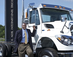 Urban Business Roundtable Spotlight On Truck Dealer Stephen W. Neal