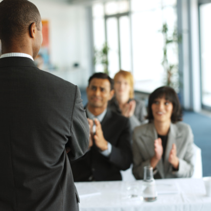 Public Speaking Nightmare? Here's How to Become a Hit