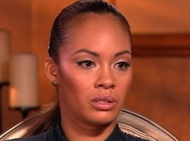 Evelyn Lozada Says She's 'Afraid,' Chad Johnson 'Needs to Get Help'