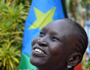 Sudan's Model Citizen: Alek Wek Returns to Help Boost Economic Development