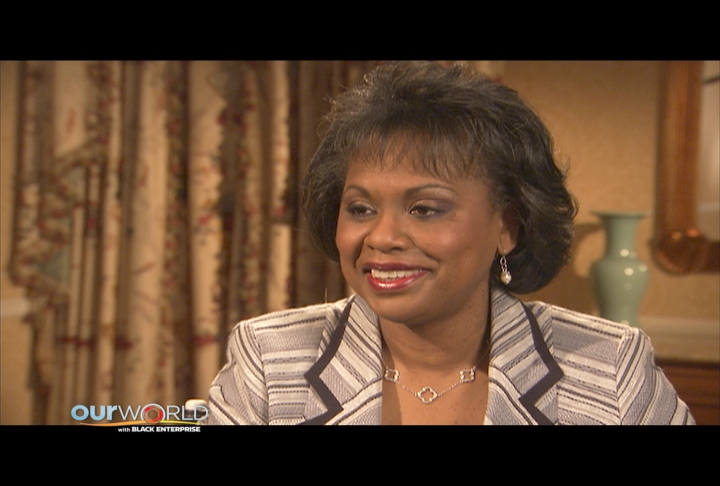 Trailblazer Anita Hill Now Fighting Sexual Harassment in Hollywood