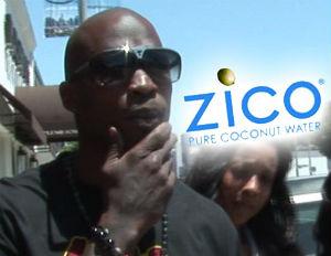 Chad Johnson Loses ZICO Endorsement Deal