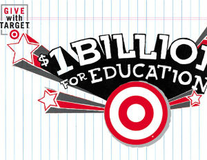 Target Launches Initiative To Raise $1 Billion For Education