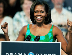 Campaign Trail Style: First Lady Michelle Obama's Top Fashion Moments