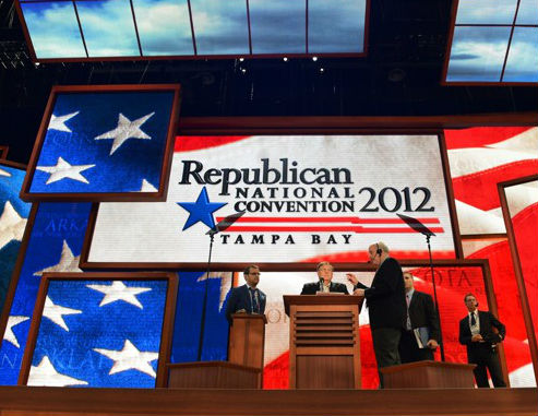 Many Small Biz Owners Plan to Watch Convention Coverage