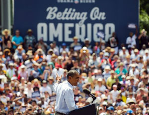 New Poll Shows Obama Has Edge In 3 Key States