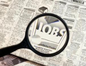 newspaper job ads