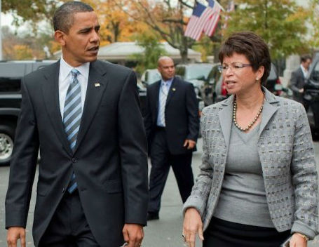 Is the GOP Targeting Obama's Black Staffers?