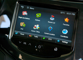 Review Roundup: Smartphone-Based Navigation Showdown with Chevy, Ford and TomTom