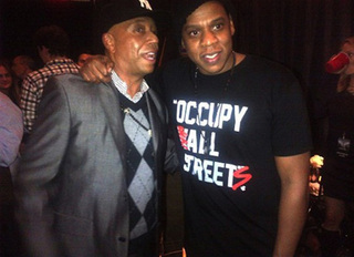 """Russell Simmons to Jay-Z: """"Support Occupy Wall Street"""""""