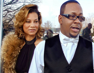 Bobby Brown Taping Reality Show With New Wife
