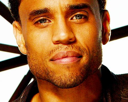 Is michael ealy black
