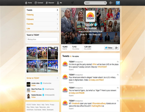 Twitter Unveils New Look, Update for Mobile Apps