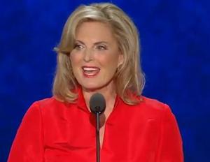 Ann Romney: 'I Love That we Have a Black President'