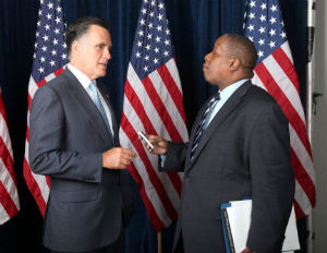 EXCLUSIVE: Mitt Romney Talks Black Unemployment, Voters and Entrepreneurs