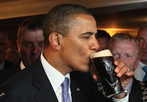 The White House Releases Beer Recipes