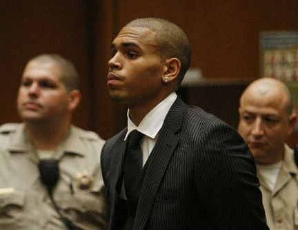 Chris Brown Fails Drug Test in Rihanna Case