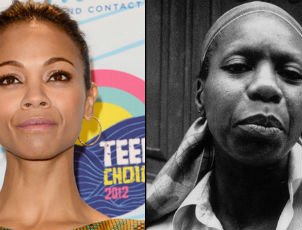 Online Petition Opposes Zoe Saldana Playing Nina Simone