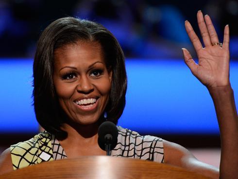 Michelle Obama's DNC Speech Scores 28K Tweets Per Minute