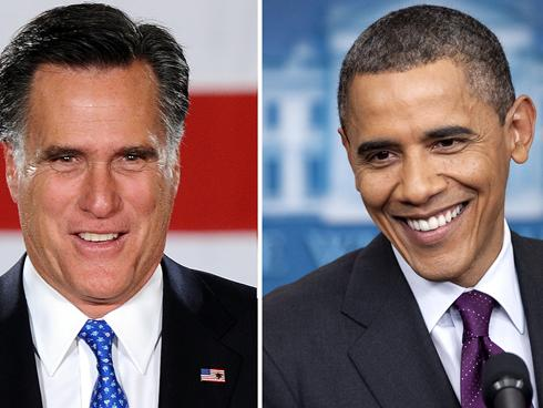 Barack Obama Leads Mitt Romney Nationally