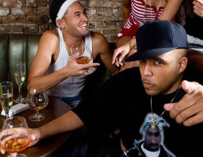 Alcohol Advertising Disportionately Targets Black Youth
