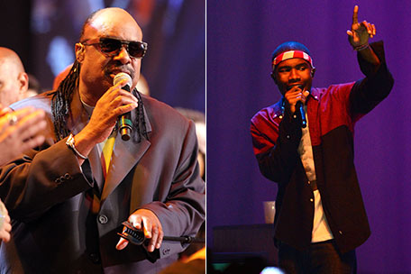 Stevie Wonder Apologizes for Frank Ocean Sexuality Comments