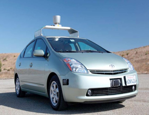 Driverless Cars Given Green Light in California