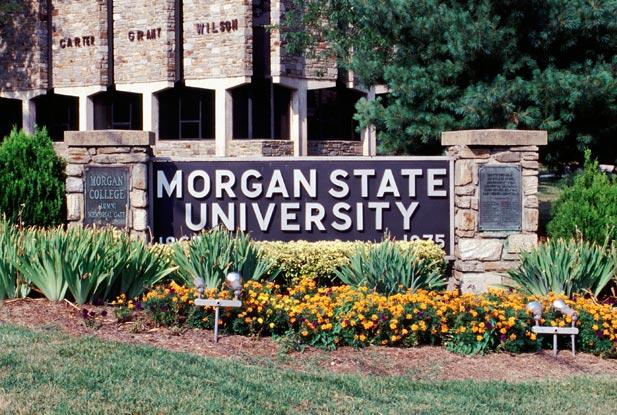 Shooting at Morgan State University