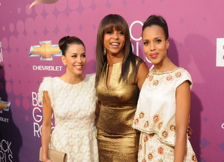 Taraji P. Henson, Kerry Washington and More Shine on the Black Girls Rock Red Carpet