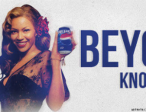Is There Another Pepsi Commercial in the Works for Beyonce?