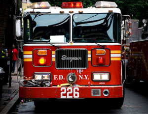 White FDNY Firefighters Rally Against Hiring Practice Change