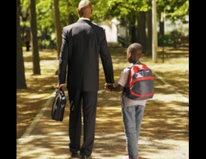 More Fathers Are Leading Single-Parent Households, Study Says