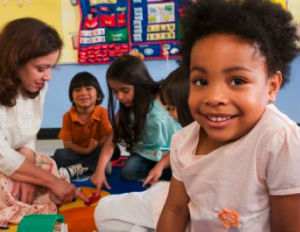 Wealthier Parents More Likely To Send Kids To Nursery School