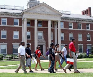 HBCUs Clash With Obama Administration Over Financial Aid