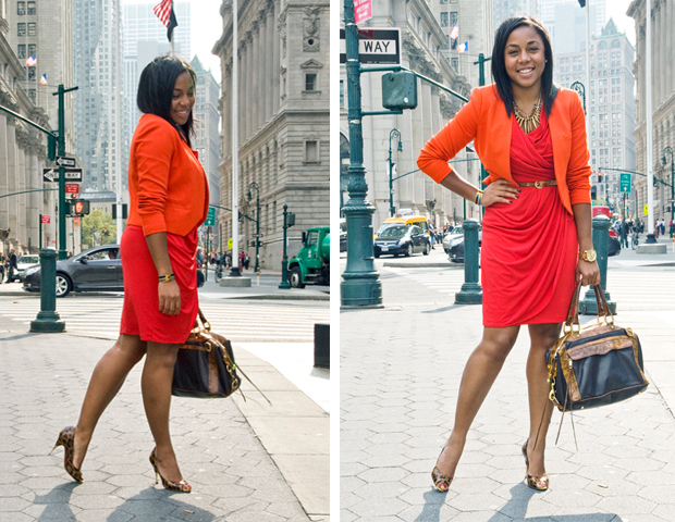 Style Suite: 5 Little (Red) Dresses for the Office Under $50