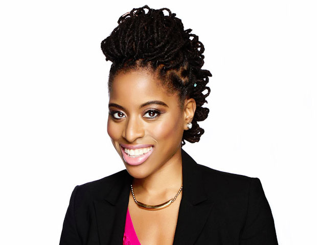 Naturally Chic: Haute 'Locs, Curls & Transition Styles for the Office