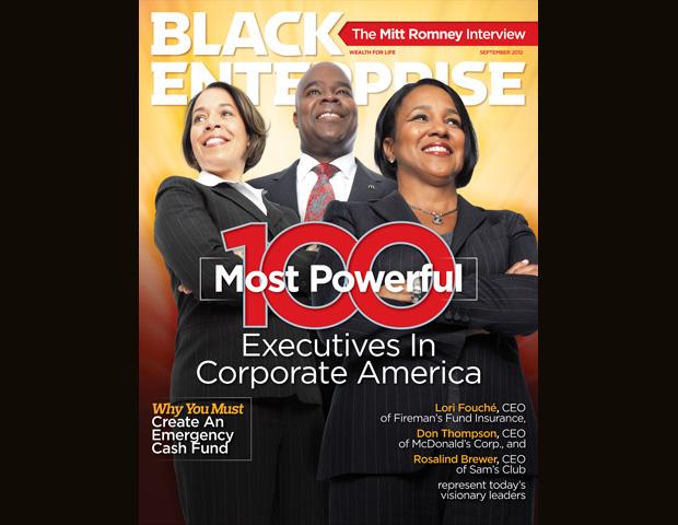 Meet Black Enterprise's Most Powerful CEOs
