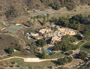 will and jada pinkett home