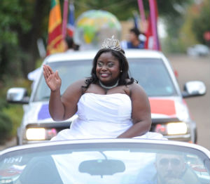ole miss black homecoming queen