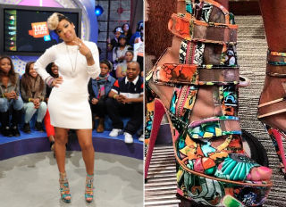 Keyshia Cole Partners with Steve Madden for New Shoe Line
