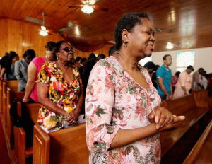 Black Churches in Florida Try to Keep Turnout High